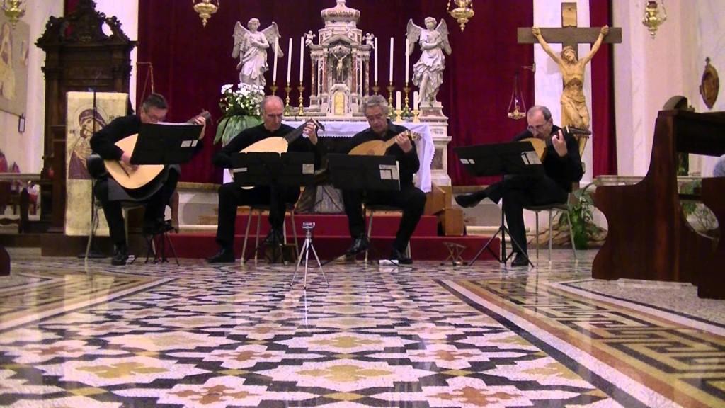 pacoloni quartetto
